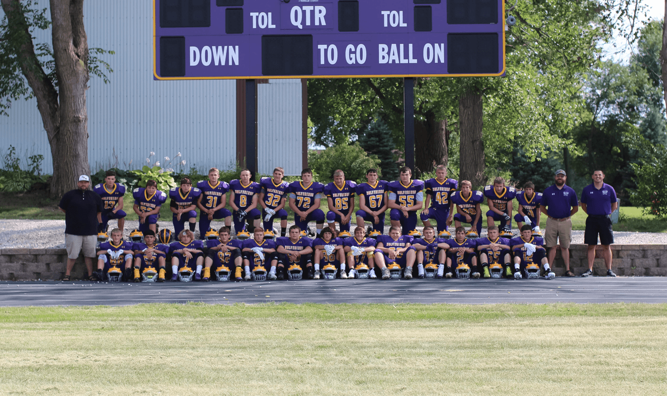WBM Football - Photo Courtesy of Lauren Fehr Photography