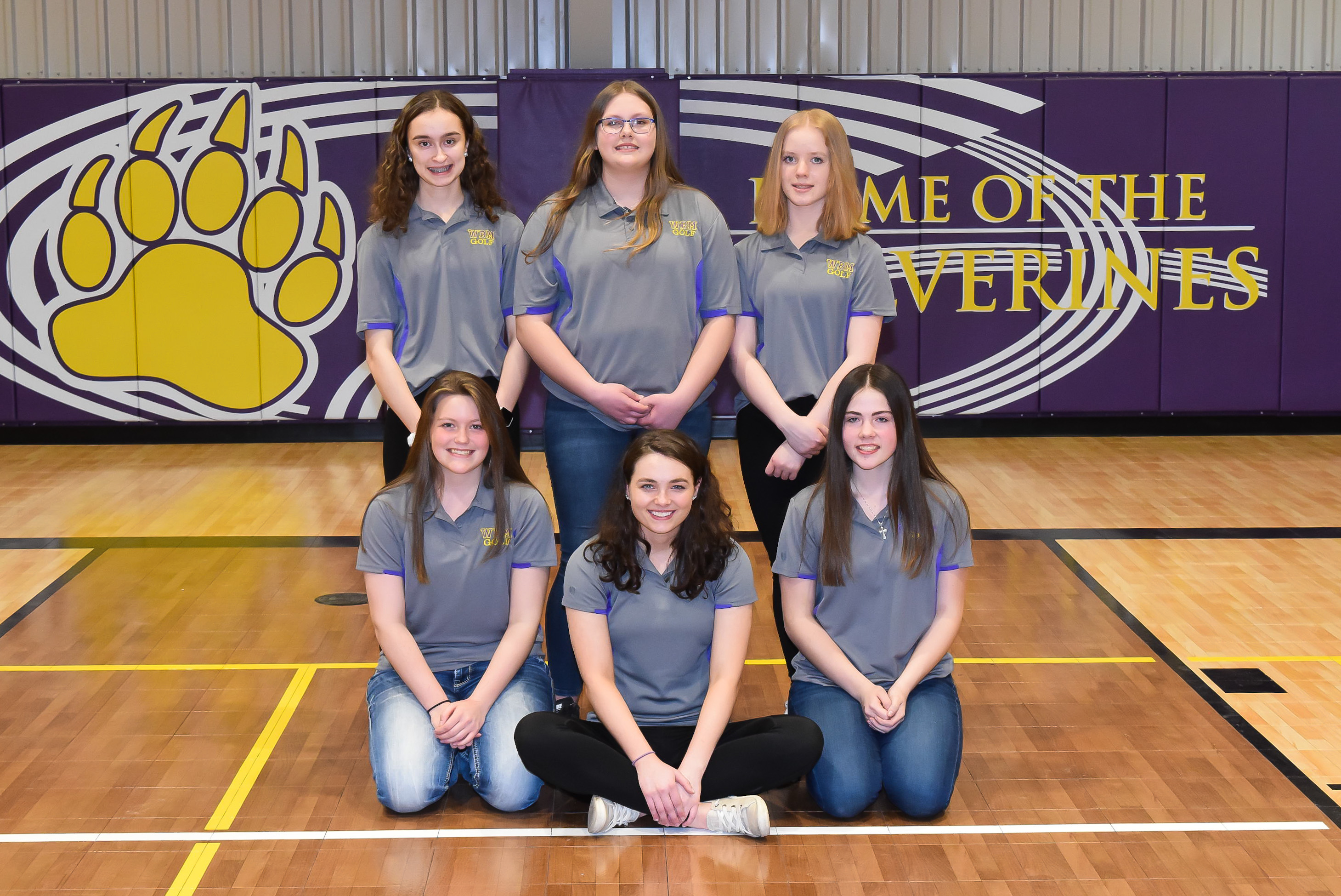 WBM Girls Golf - Photo Courtesy of Lauren Fehr Photography