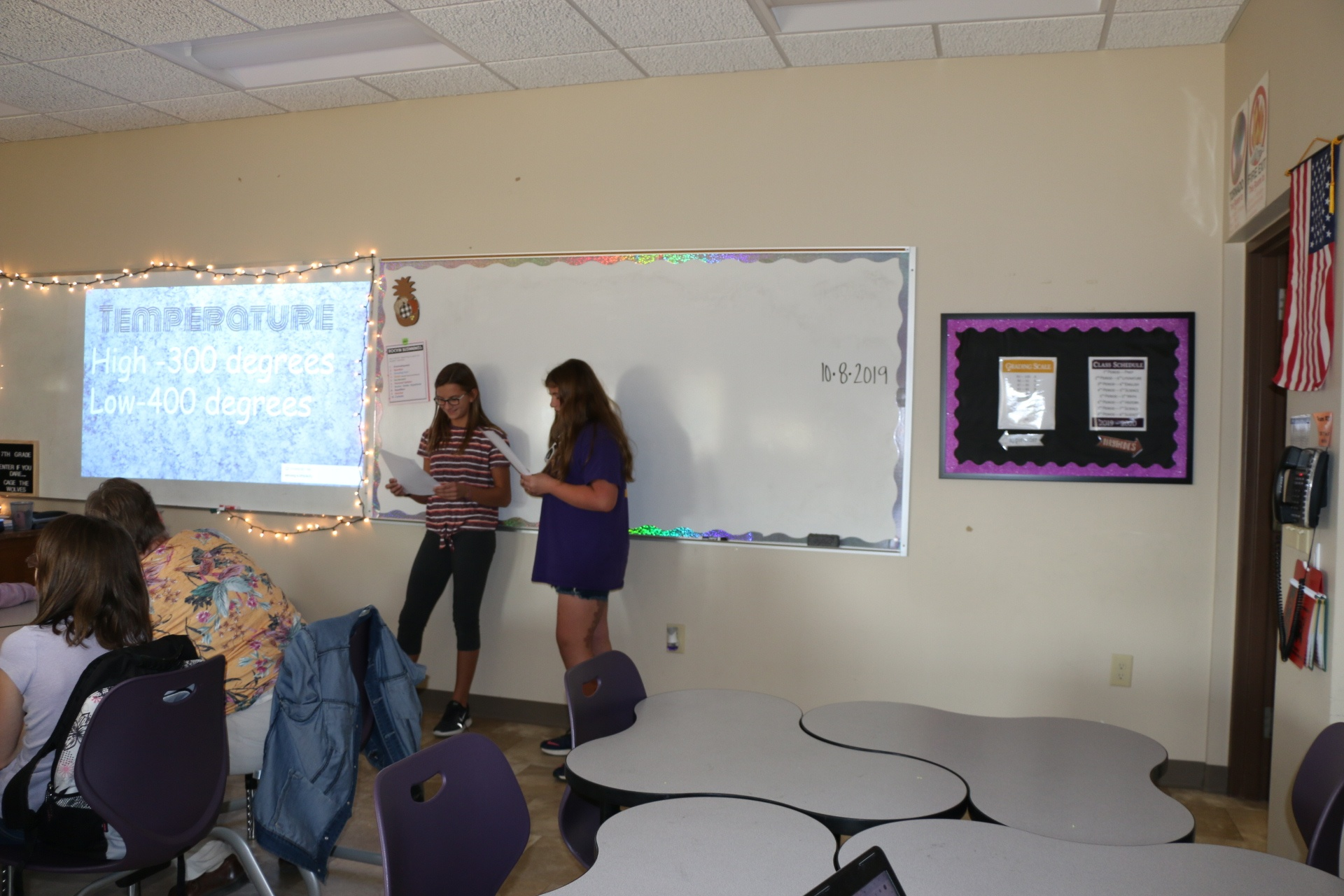 Presentations in Science