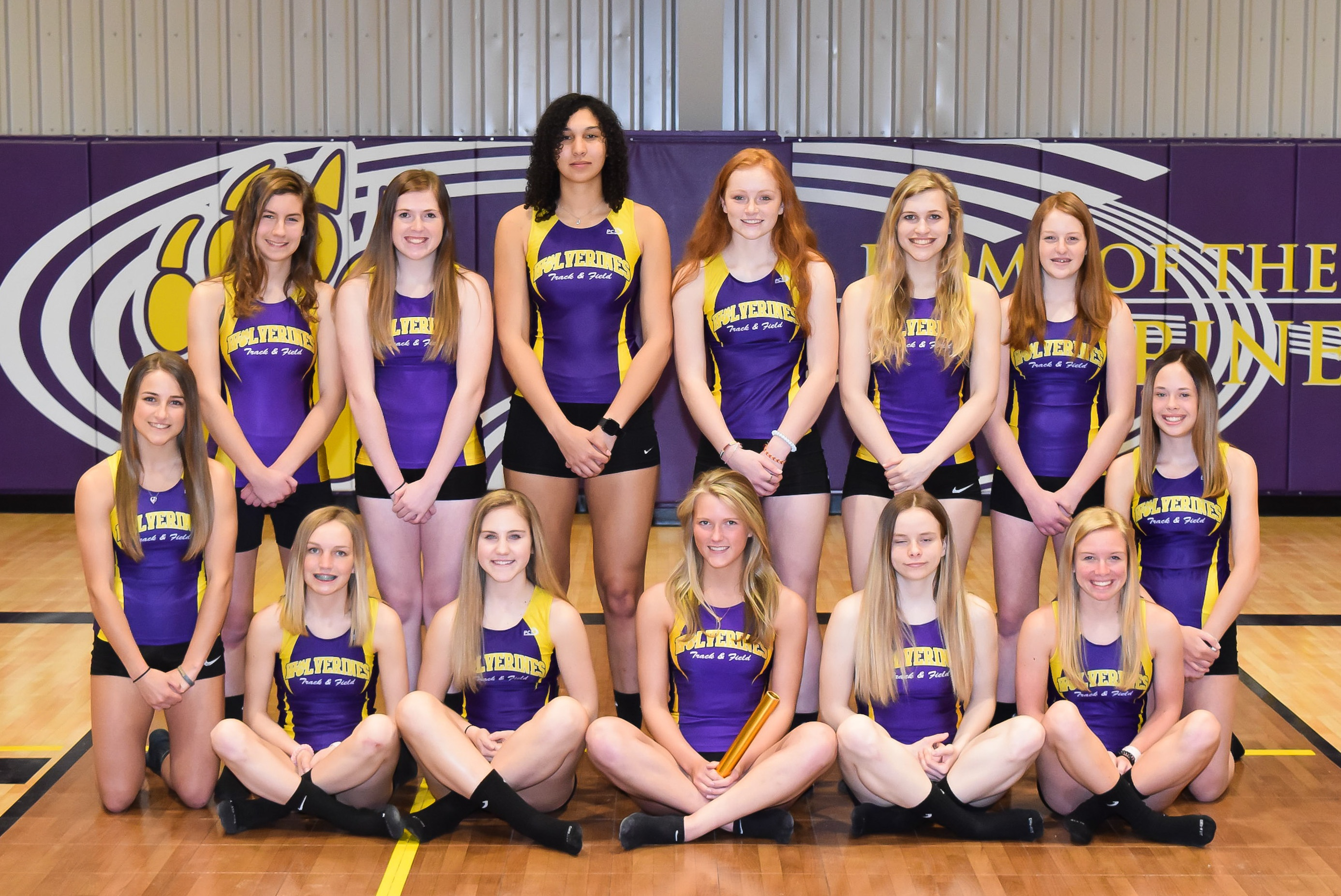 WBM Girls Track - Photo Courtesy of Lauren Fehr Photography