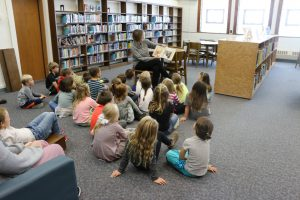 Library with Mrs. Neihman
