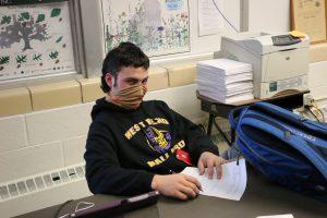 Dawson Knobloch, Ag Class