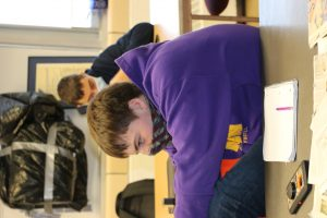 Ethan Zaugg Ag class